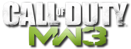 Call Of Duty MW3 TEXT by Ahmed7193