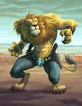 Alternative Lion