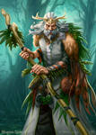 Magnus Ignis - Druid regular