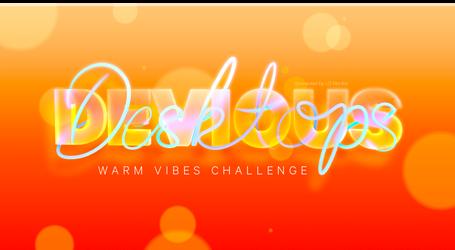 Devious Desktops - Warm Vibes