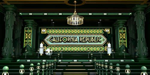 California Republic Altar
