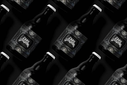 Dark Shadows Bottle Pattern