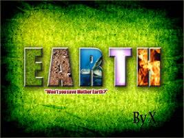 Earth by Photshopmaniac
