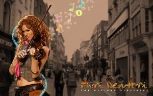 Miri Ben-Ari by Photshopmaniac
