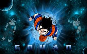 Gohan v2 by Photshopmaniac