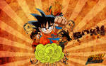 Goku v5 by Photshopmaniac