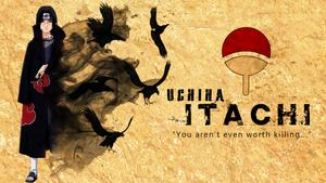 Itachi by Photshopmaniac