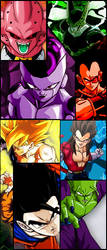 DBZ Bookmark