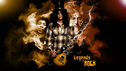 Legends of Rock 2