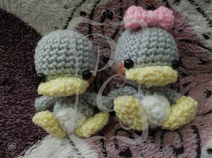 Grey Duckies