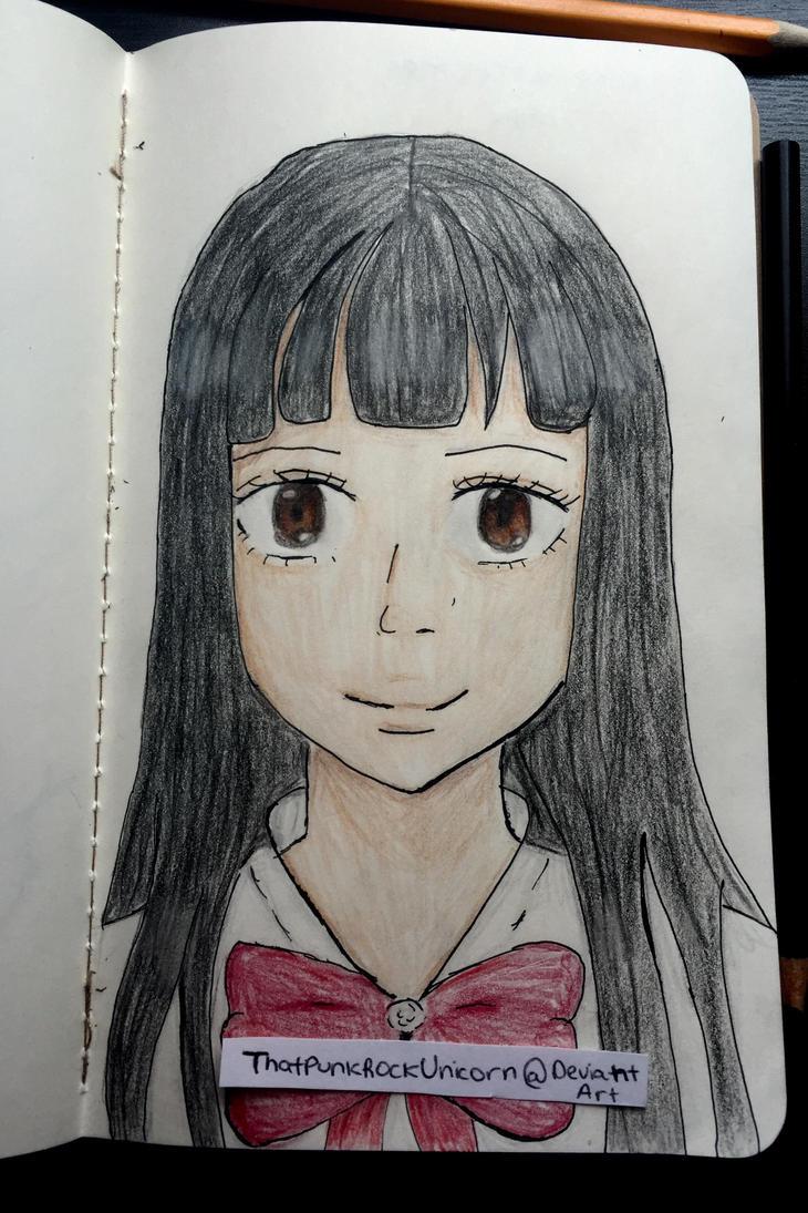 Sawako Kuronuma by ThatPunkRockUnicorn