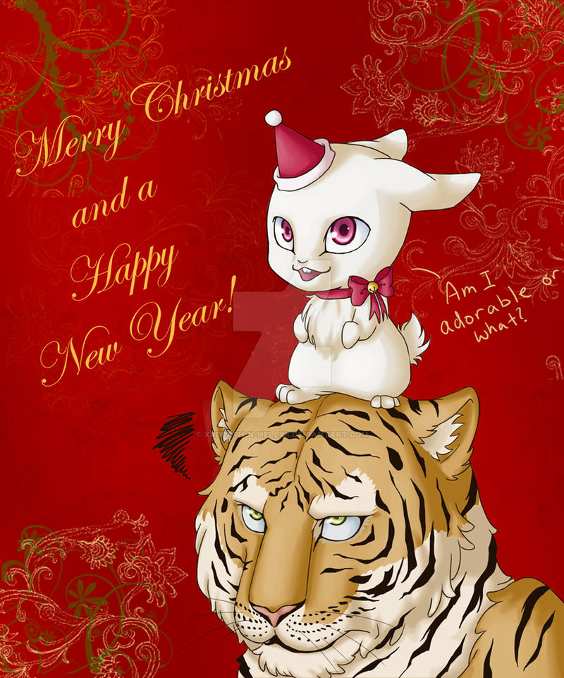 A Very Merry Borik�n Christmas: Merry Christmas By XXDeath-N-HellXx On DeviantArt