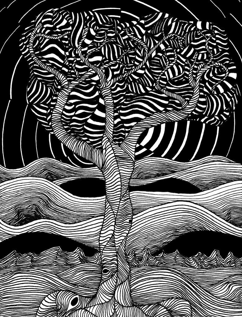 Tree by RadishStick