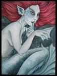Deep Water Mermaid
