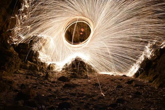 2544 Explosion of light #7
