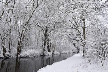 4617 Snowscape by RealMantis