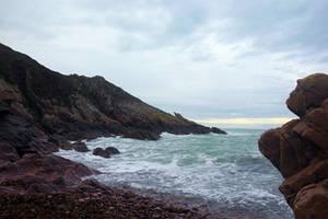 4238 Cliffs by RealMantis