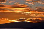 0865 Sunset in the Lofoten Norway