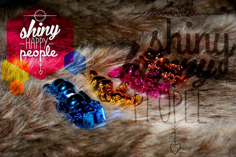 Shiny happy people by indieferdie
