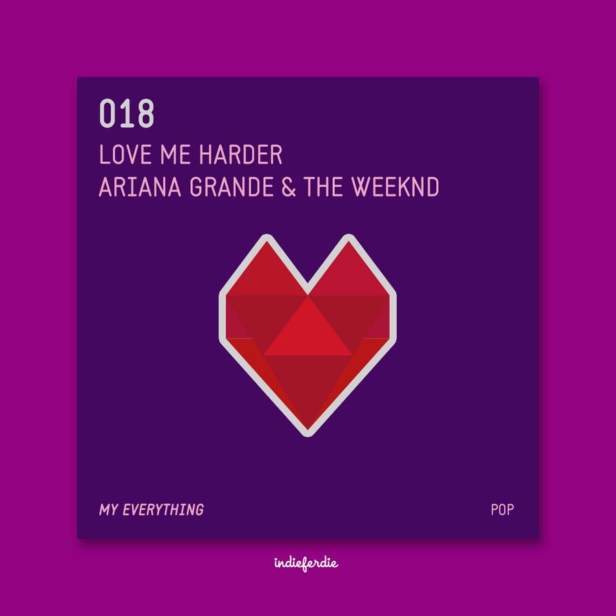 Love Me Harder by indieferdie