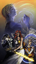 Saterra Book Cover by Del-Borovic