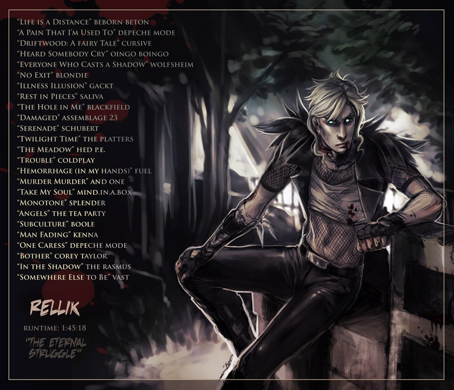 Rellik OST by Del-Borovic