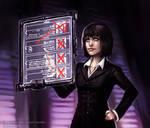 Elizabeth Mills - Android: Netrunner