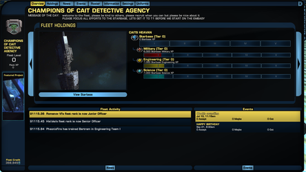 Fleet Status Report2 by blaze214263