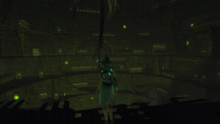 Mystery Of The Borg Cube by blaze214263