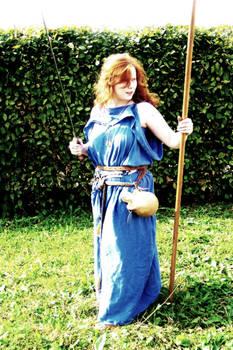 celtic girl