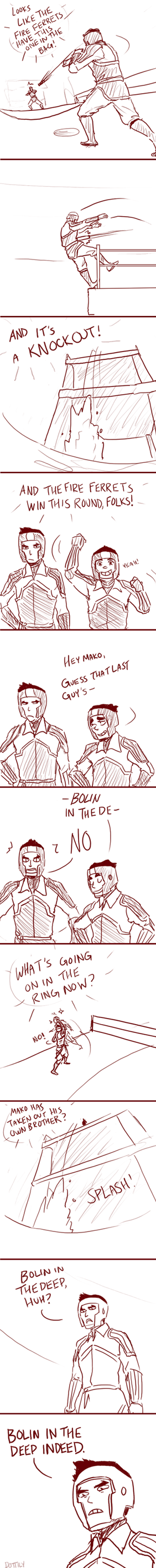 why am i allowed to draw ever by MakoxScarf