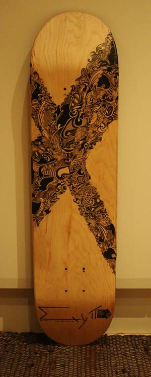Skateboard Complete (ExyTT)