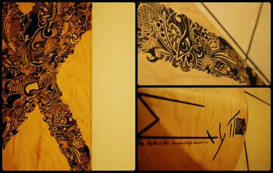 ExyTT Skateboard Collage