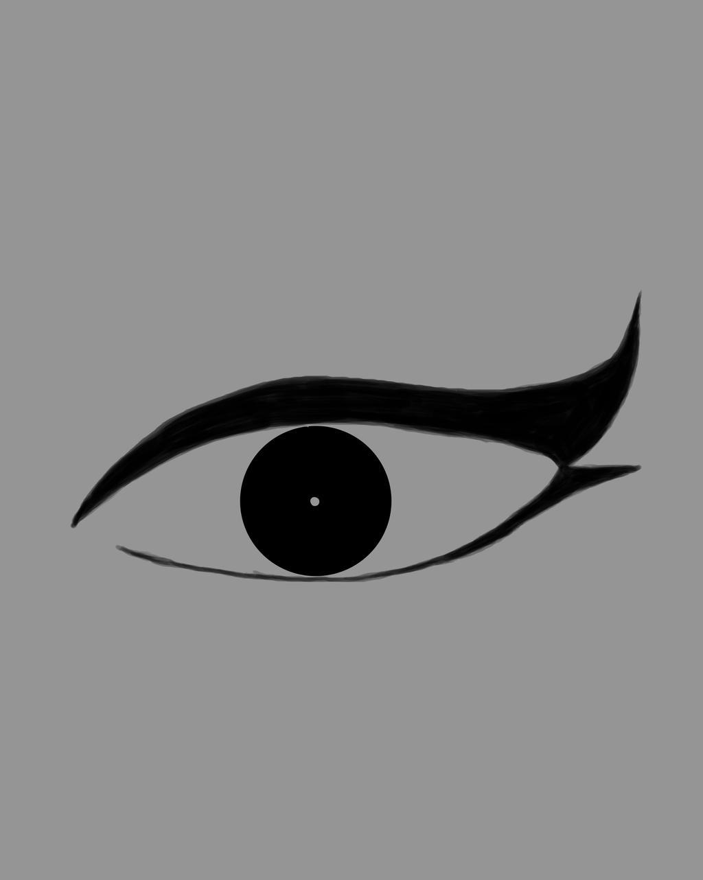 Another Eye Daily sketch #485 by GothicVampireFreak