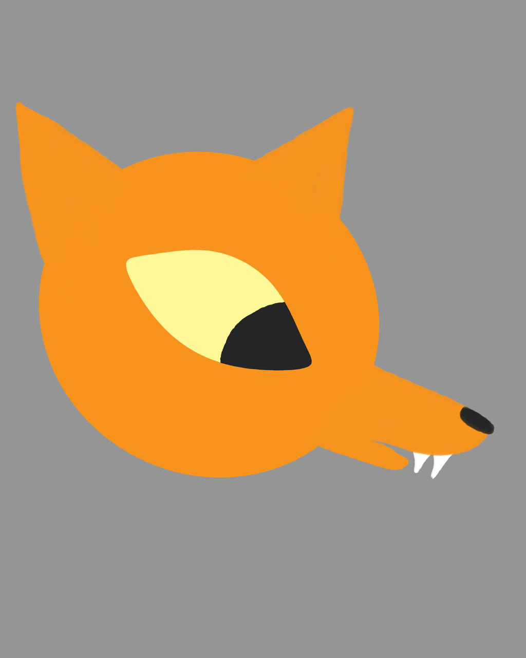 Gregg Daily sketch #487 by GothicVampireFreak