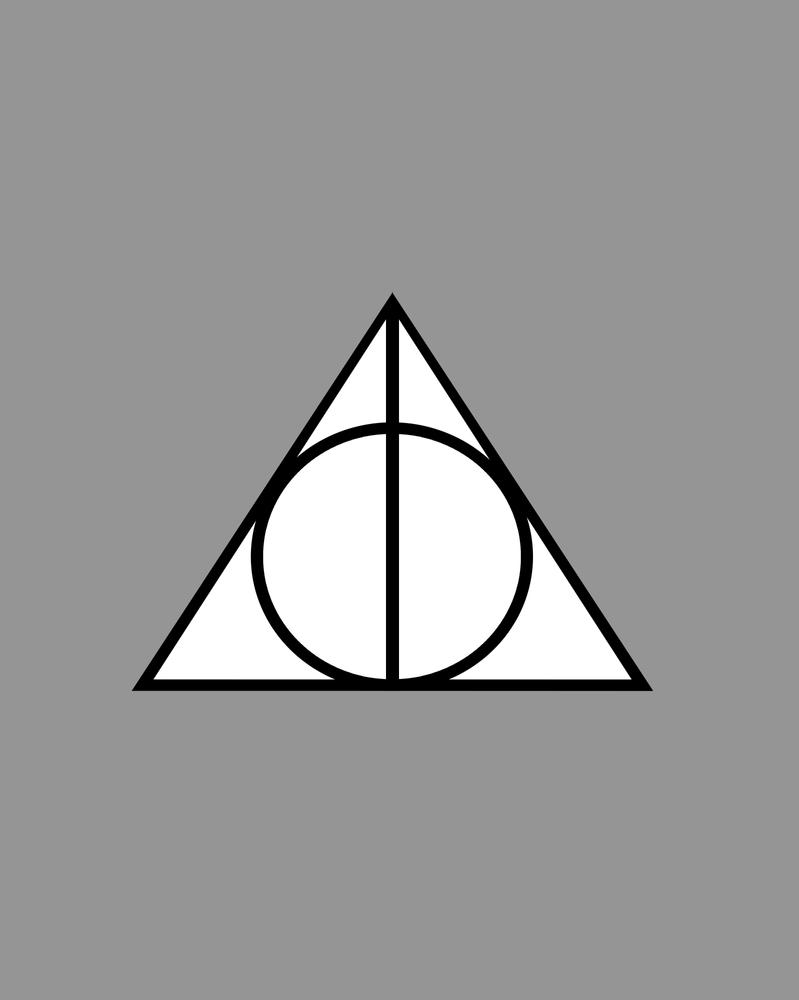 Deathly Hallows Daily sketch #497 by GothicVampireFreak