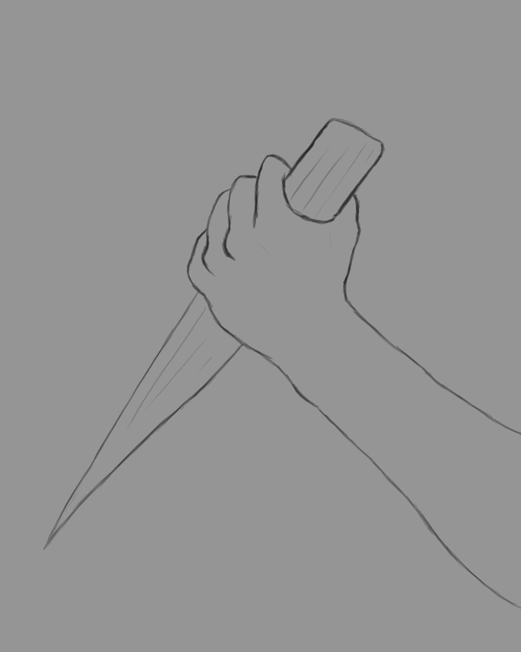 Stake Daily sketch #560 by GothicVampireFreak