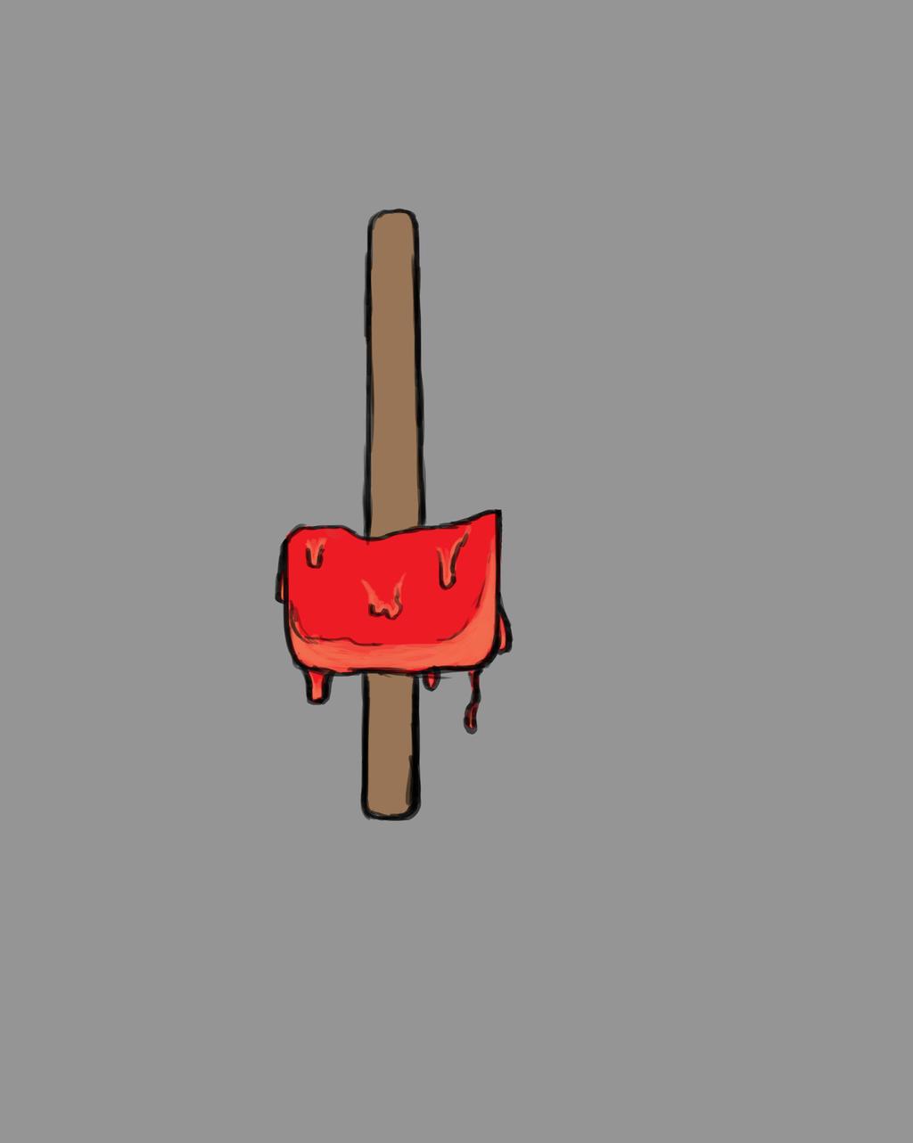 Lollipop II Daily sketch #594 by GothicVampireFreak