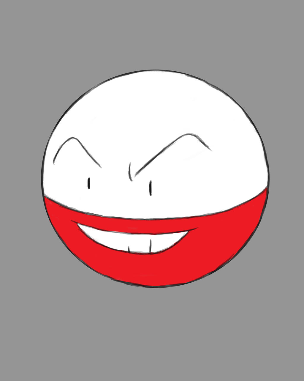Electrode Daily sketch #615 by GothicVampireFreak