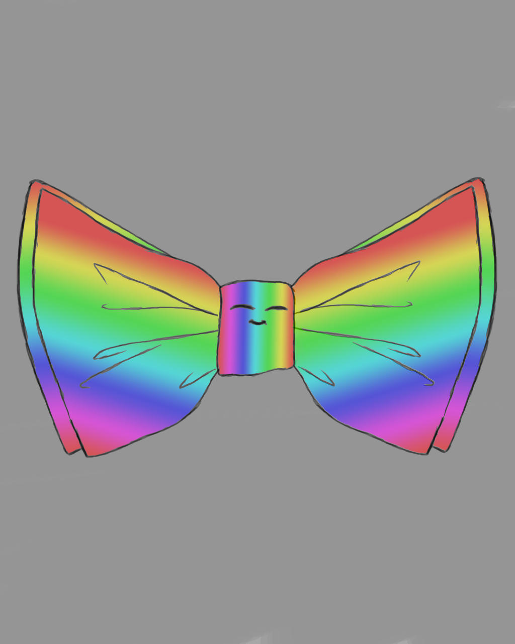 Bowtie Daily sketch #690 by GothicVampireFreak