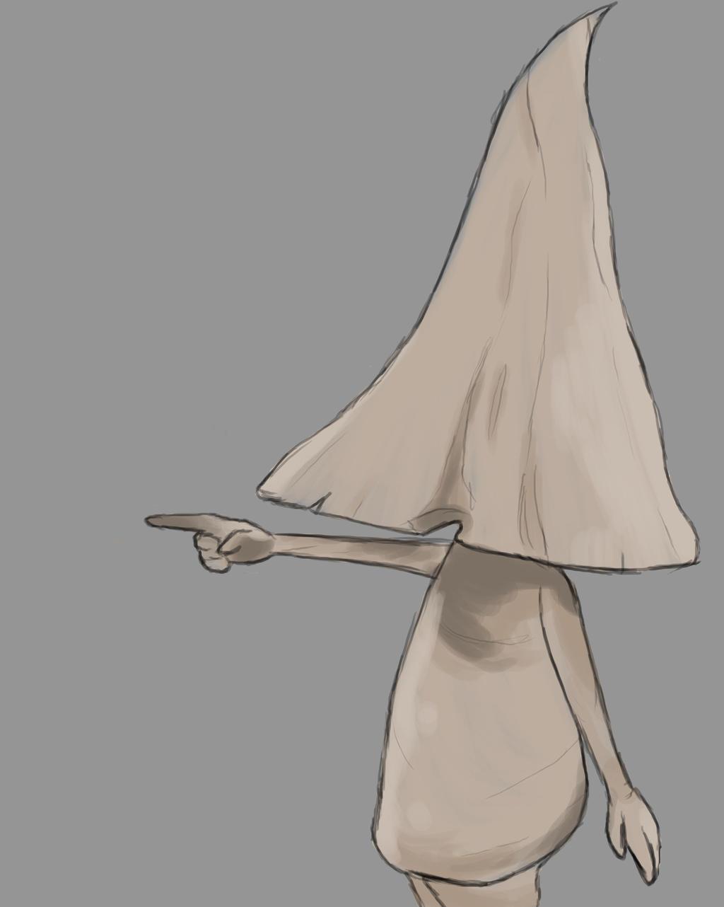 Gnome Daily sketch #846 by GothicVampireFreak