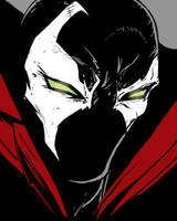 Spawn Daily sketch #1097 by GothicVampireFreak