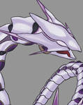 Cyber Dragon Vier Daily sketch #1389