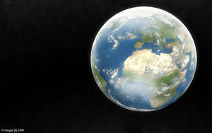 Earth 2008 by OneginIII