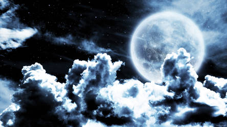 Gloomy Night by OneginIII
