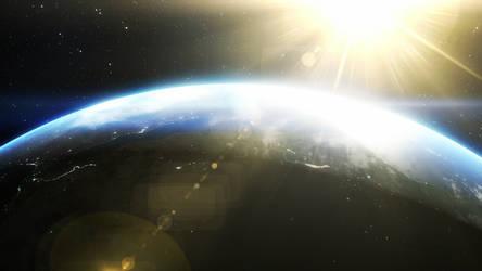 Earth 2012 by OneginIII
