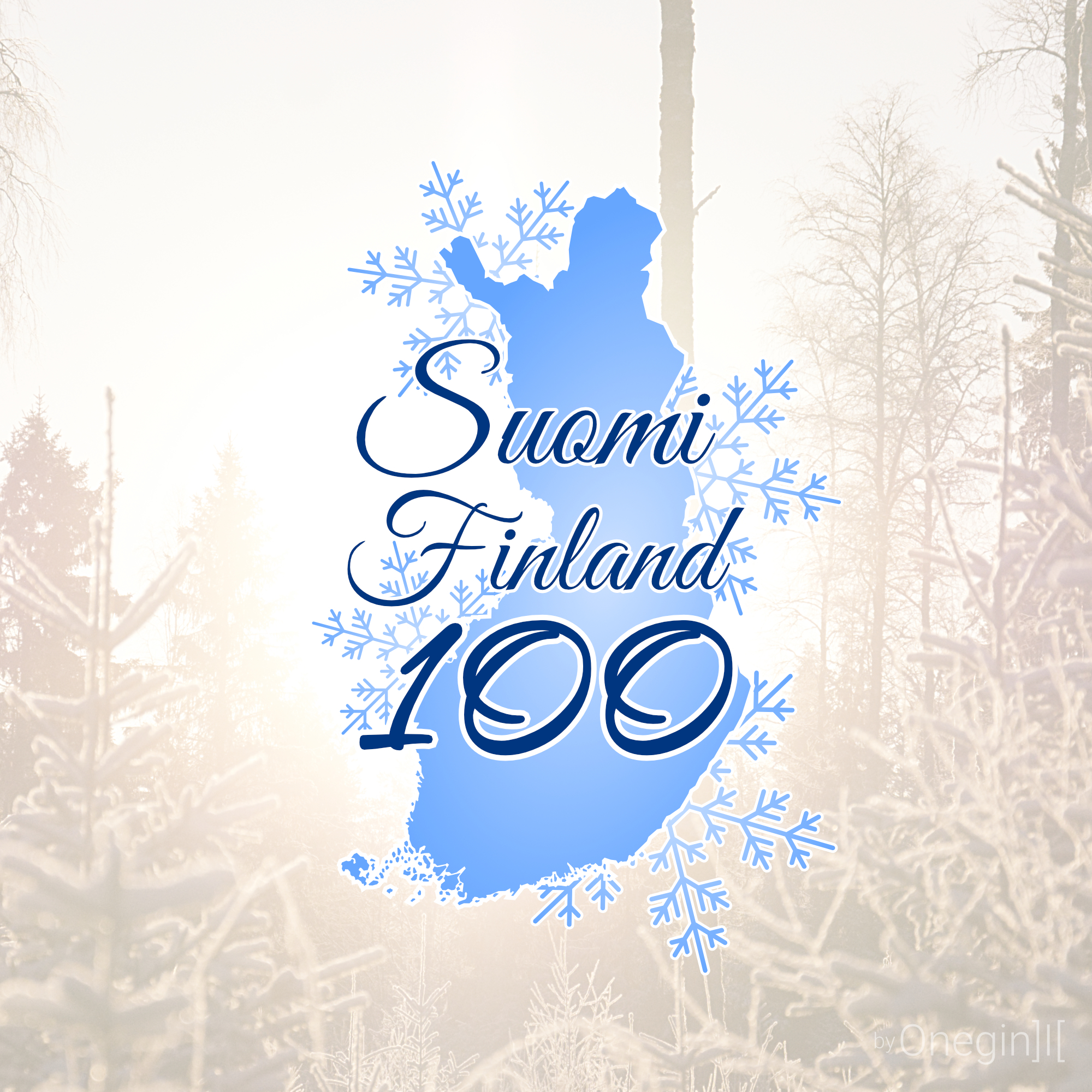 Finland 100 Years of Independence by OneginIII