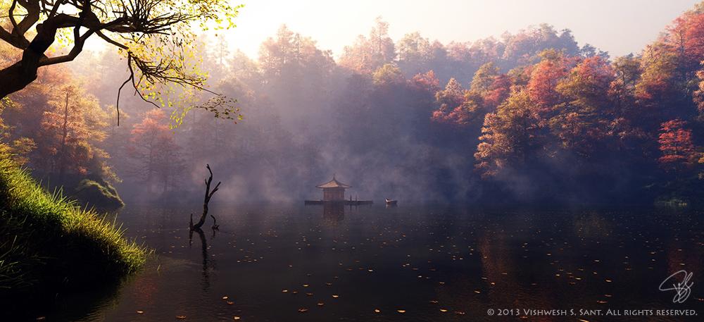 Fall by Vishw