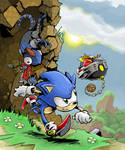 Sonic in the GHZ again