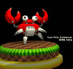 3D Crabmeat by gsilverfish